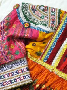 Afghani Tribal clothing