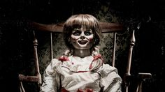 Annabelle borrows unabashedly from better horror films, content to leave viewers with a string of cheap jolts that fail to build on the far more effective The Conjuring. Description from yifysubtitles.com. I searched for this on bing.com/images