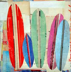 Hawaii 5 O Surf Boards. $20.00, via Etsy.