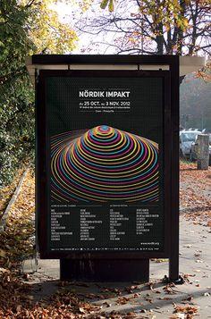 Nördik Impakt 14 affiche