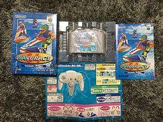 Wave Race 64 Stadium Nintendo 64 Japan NTSC-J boxed set Waverace