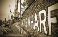 Lovell's Wharf, Greenwich