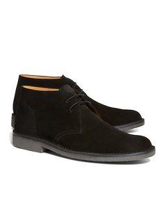 Field Chukka Boots - Brooks Brothers