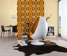 1000 images about 70er jahre on pinterest wands retro and oder. Black Bedroom Furniture Sets. Home Design Ideas