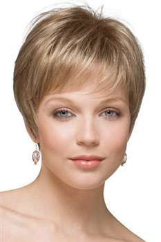 Find the Samy Wig by Rene of Paris Wigs. A spiky short cut with tapered nape and sides. Short Grey Hair, Short Hair With Layers, Short Hair Cuts For Women, Short Hairstyles Fine, Wig Hairstyles, Haircuts, Pixie Haircut Styles, Short Hair Styles, Short Cut Wigs