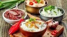 Thermomix Dips