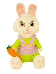 Buy Premium White Easter Bunny Pinata | Pinatas.com