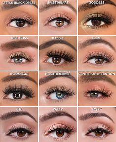 Tarte - Lashes Professional Makeup Tips, Eye Makeup, Hair Makeup, Bronzer Makeup, Makeup Step By Step, Eyeliner Tutorial, Makeup For Brown Eyes, Pink Eyes, Make Up