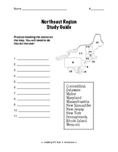 United States Regions Worksheets Free Worksheets Library