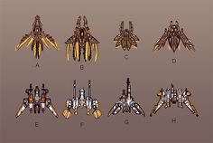 starship counters - Google Search