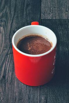 Gordiceria da Tuia: Chocolate quente com pimenta