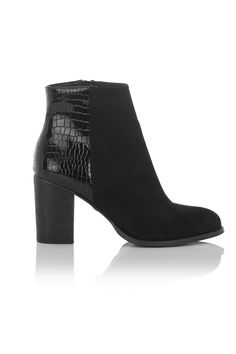 Best black ankle boots 2016