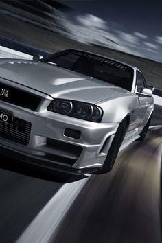 ★★★ FastLane ★★★ https://www.facebook.com/fastlanetees  The place for #JDM Tees, pics, vids, memes & More  Nissan Skyline GTR (R34)