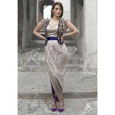 S_K fashion designer ( High Fashion, Womens Fashion, Satin Dresses, Elegant Woman, Traditional Dresses, Fashion Pants, Kaftan, Fashion Looks, Glamour