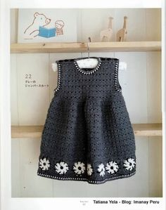 Crochet Girls Dress Free Patterns & Instructions CrochetBumble Bee Dress & Hat FreePattern- Girls Free Patterns The post Crochet Girls Dress Free Patterns & Instructions appeared first on Do It Yourself Diyjewel.Crochet Girls Dress Free Patterns & I Knitting For Kids, Crochet For Kids, Baby Knitting, Crochet Children, Baby Girl Crochet, Crochet Baby Clothes, Crochet Dresses, Knit Dress, Baby Patterns