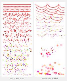 photoshop confetti tutorial
