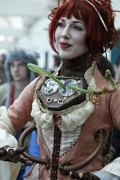 Comic-Con's Steampunk Revolution, It's Coming - Public Spectacle