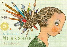 Atelier-Workshop Atelier-Workshop bei Selda Soganci.