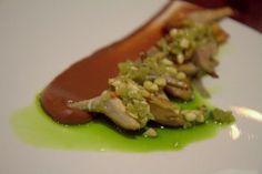 Favorite dish at the new Verbena (from Gather folks): artful artichoke hearts