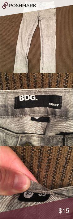 BDG men's jeans acid wash In great shape, only worn a few times BDG Jeans Skinny