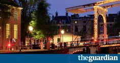 Ai Weiwei installation set to shine at Amsterdam Light Festival | Travel | The Guardian -- The Chinese artist's piece, Thinline, which represents a theoretical border, takes pride of place among 36 installations at the city's land- and canal-based annual light festival
