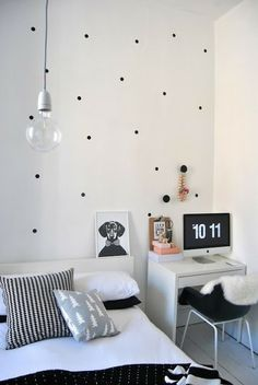 I want pretty: DECO- Ideas padres para tu cuarto, sala y más! / Cool ideas for your bedroom, living room and more!