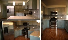 Complete kitchen rehab #AndrewCordle