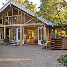 Twente (Ootmarsum)- kleinschalig vakantieparkje- mooi omgeving- beetje ouderwets - met origineel Engels theehuis op de locatie