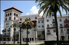 Casa Monica - St. Augustine, FL  Love this old city, grew up near there
