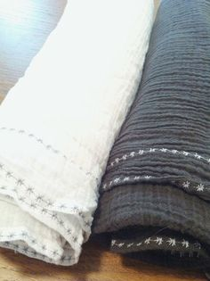 Great swaddle blankets for baby shoots!  Grey and White Swaddle 2 Pack by TheLovelyCo on Etsy, $50.00
