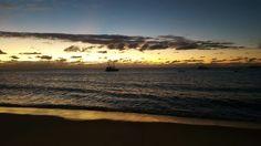 A beleza do dia Celestial, Sunset, Beach, Water, Outdoor, Beauty, Gripe Water, Outdoors, The Beach