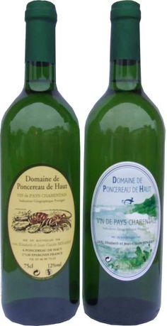 vins de Pays Charentais