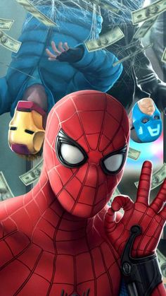 The Amazing Spiderman HD Wallpapers 2020 2020 2020 2020 hd Marvel Heroes, Marvel Characters, Marvel Movies, Marvel Avengers, Aquaman Marvel, Spiderman Art, Amazing Spiderman, Geeks, Spider Man's