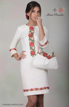 Resultado de imagen para blusas bordado mexicano