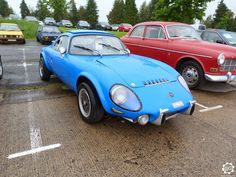 French Classic, Classic Cars, Alpine Renault, Matra, Grand Format, Metallic Blue, Station Wagon, Airplanes, Cars And Motorcycles