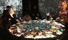 El Somni, l'opera totale dei Roca. Un'anteprima esclusiva sul visionario progetto firmato dai fratelli del Celler de Can Roca   / El Somni, Roca's universal artwork. An exclusive preview of the visionary project conceived by the 3 brothers of Celler de Can Roca