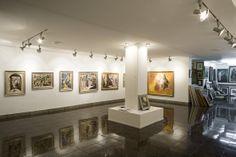 Una vista de la Galería de Arte Itxaso