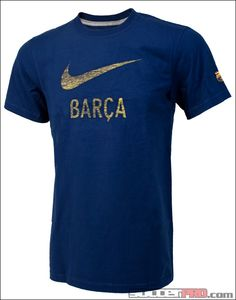 Nike Barcelona Basic Tee - Midnight Navy...$22.49