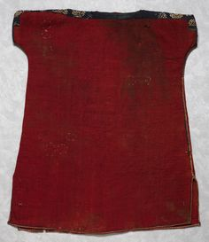 WORK 13 (TEXTILES COLLECTION) Child's tunic, wool, Egypt, 670 - 775 C.E. All images © Whitworth Art Gallery, The University of Manchester.