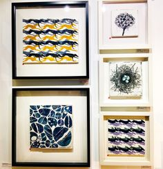Littleworks Creative is a collection of little works of art, created by London designer and printmaker Tamara Williams Olympia London, Top Drawer, Letterpress, Printmaking, Bookcase, Inspire, Shelves, Artists, Creative