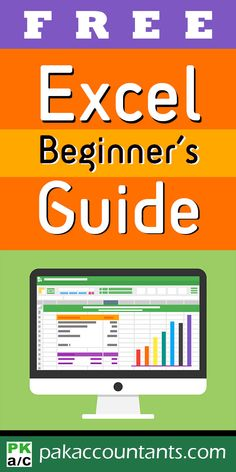 This free guide is meant for everyone aspiring to be awesome at Excel. Free Excel tips tricks guides tutorials dashboard templates formula core book and cheat sheets Computer Lessons, Computer Help, Computer Technology, Computer Tips, Technology Lessons, Computer Programming, Computer Science, Excel Tips, Excel Hacks