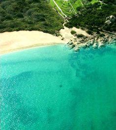 The sea (Baja Sardinia)