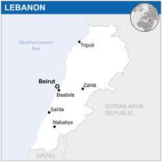Lebanon - Wikipedia, the free encyclopedia
