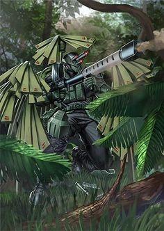 Jungle Viper
