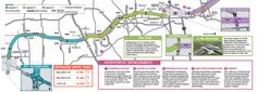 Tollway projects near completion -  Grand Parkway segments F-1, F-2 on track for 2015, G behind schedule   Community Impact Newspaper Spring   Klein edition #houston #infographic #maps #traffic