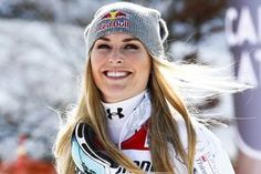 Lindsey Vonn - (Photo Giovanni Auletta, AP)