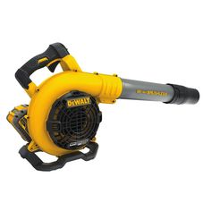 DEWALT MAX Lithium-Ion Cordless Flexvolt 129 MPH 423 CFM Handheld Leaf Blower (Tool Only) tools for beginners tools for sale tools homemade tools jigs tools must have tools workshop Home Depot, Dewalt Power Tools, V Max, Best Vacuum, Electronic Recycling, Recycling Programs, Leaf Blower, Tool Storage, Garage Storage