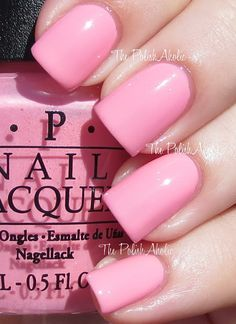The PolishAholic: OPI Couture de Minnie Collection Swatches & Review- Chic from Ears to Tail