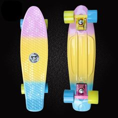 These sweet penny boards are only $35! Blank Skateboards, Custom Skateboards, Complete Skateboards, Custom Skateboard Decks, Skateboard Shop, Mini Cruiser, Custom Longboards, Skateboard Grip Tape, Cruiser Boards