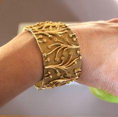 CHRISTIAN DIOR Bracelet vintage 1960